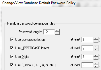 PSafePasswordPolicy